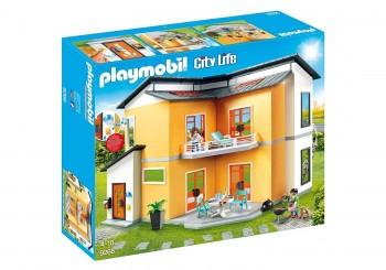 PLAYMOBIL CITY LIFE CASA MODERNA 9266
