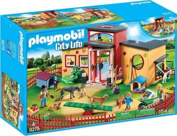 PLAYMOBIL CITY LIFE HOTEL MASCOTAS 9275