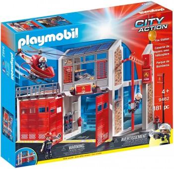PLAYMOBIL CITY ESTACION DE BOMBEROS 9462