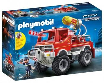 PLAYMOBIL CITY TODOTERRENO BOMBERO 9466