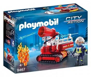 PLAYMOBIL CITY ROBOT EXTINCION 9467