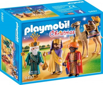 PLAYMOBIL NAVIDAD REYES MAGOS 9497