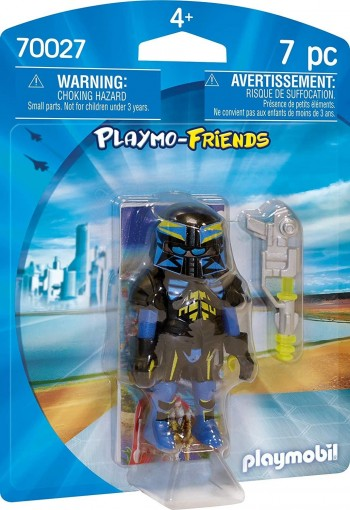 PLAYMOBIL FRIENDS ROBOT 70027