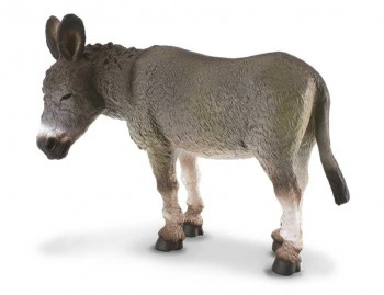 ANIMAL COLLECTA BURRO GRIS L 90188115