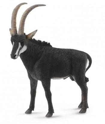 ANIMAL COLLECTA ANTILOPE NEGRO MACHO 90188564