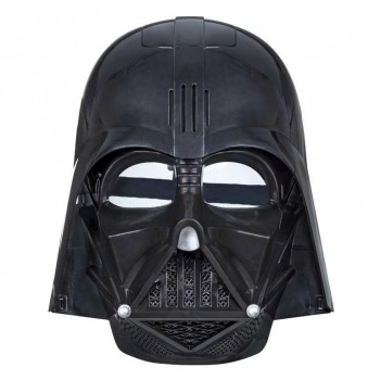MASCARA STAR WARS DARTH VADER ELECTRONICA HASBRO REF-456C0367