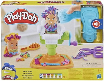 PLAY-DO PLASTILINA BARBERIA HASBRO REF-E2930EU4