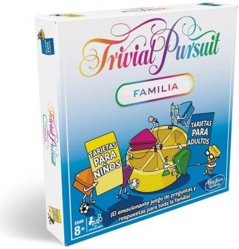TRIVIAL PURSUIT EDICION FAMILIAR HASBRO REF-E1921
