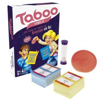 JUEGO TABU FAMILIAR HASBRO 456E4941