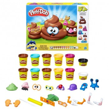 PLAY-DO CACAS DIVERTIDAS HASBRO 456E5810