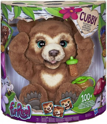 FUR REAL OSITO CUBBY HASBRO