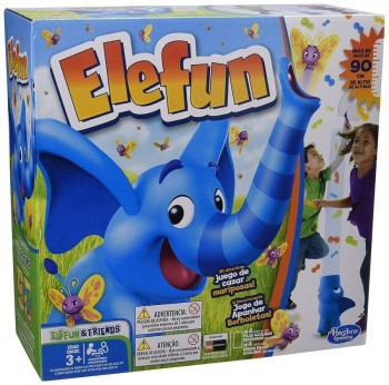 ELEFUN BRILLA EN LA OSCURISDAD