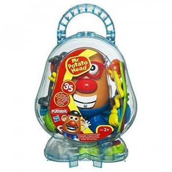 MALETA DIVERTIDA POTATO CHICA-CHICO 35 PZAS PLAYSKOOL