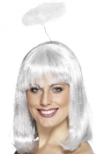 AUREOLA BLANCA ANGEL SMIFFYS 21026