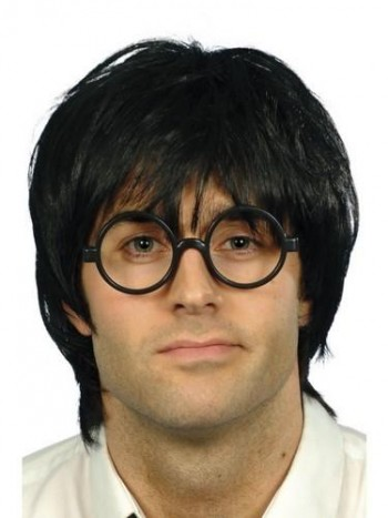 PELUCA HARRY POTTER + GAFAS SMIFFYS 21225
