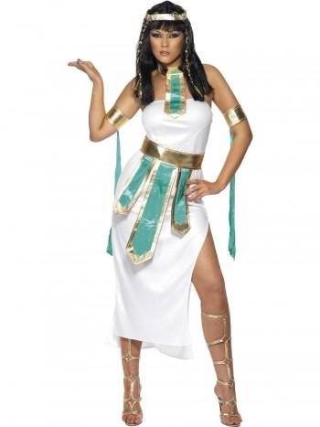 DISFRAZ EGIPCIA BLANCO AD SMIFFYS 30454