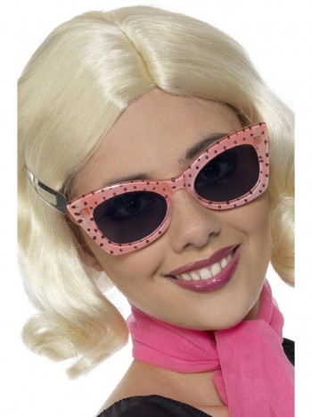 GAFAS GREASE ROSAS SMIFFYS 31146