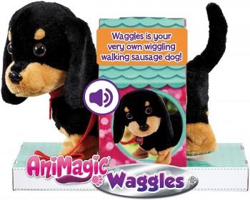 ANIMAL MAGIC PERRITO WAGGLES GOLIATH
