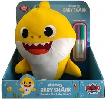 BABY SHARK DOODLE AMARILLO FAMOSA 760018529