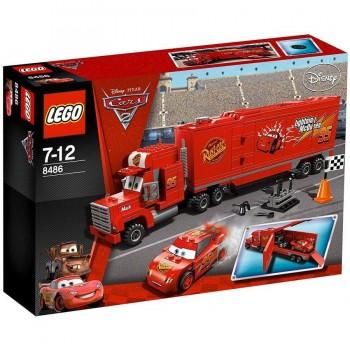 LEGO EL CAMION DE MACK CARS 8486