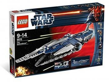 LEGO SATARS WARS MALEVOLENCE 9515