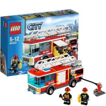 LEGO CITY CAMION DE BOMBEROS 60002