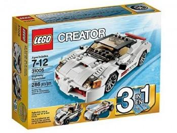 LEGO CREATOR BOLIDOS 31006