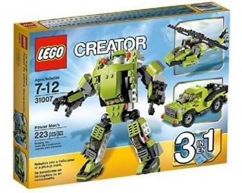 LEGO CREATOR 3 EN 1 ROBOT 31007