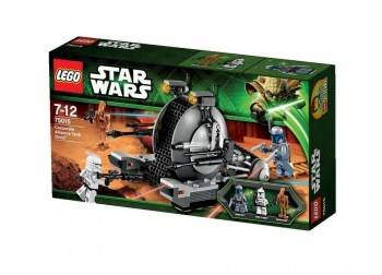 LEGO STAR WARS CORPORATE ALIANCE TANK 75015
