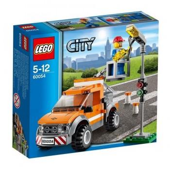 LEGO CITY FURGONETA DE REPARACION 60054