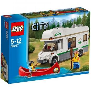 LEGO CITY AUTOCARAVANA 60057