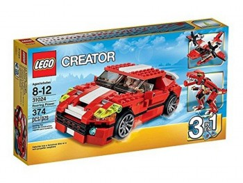 LEGO CREATOR MAXIMA POTENCIA 31024