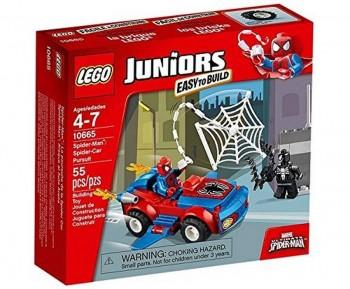 LEGO SUPER HEROES COCHE DE SPIDERMAN 10665
