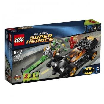 LEGO SUPER HEROES BATMAN A LA CAZA DE ENIGMA 76012