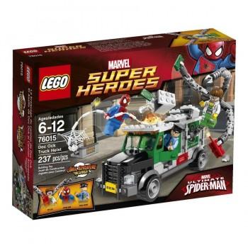 LEGO SUPER HEROES EL ATAQUE DEL DR OCTOPUS 76015