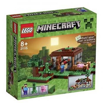 LEGO MINECRAFT GRANJA 21115