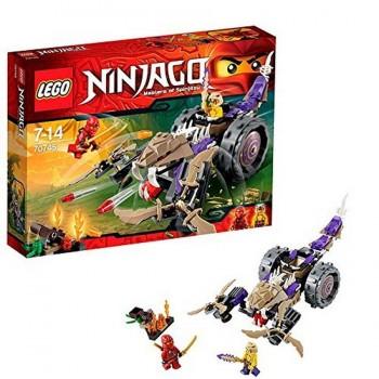 LEGO NINJAGO DEMOLEDOR ANACONDA 70745
