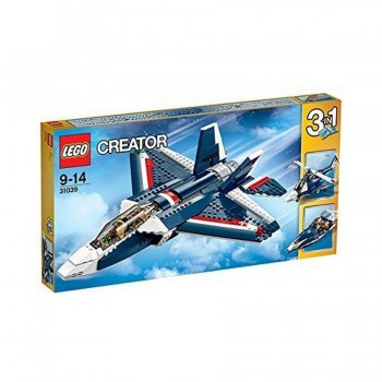 LEGO CREATOR AVION AZUL 31039