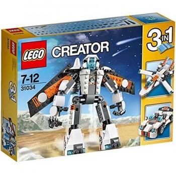 LEGO CREATOR PLANEADORES DEL FUTURO 31034