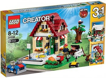 LEGO CREATOR CASA IDEAL 31038