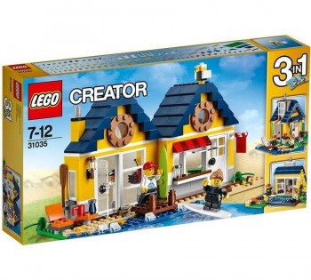 LEGO CREATOR CABAÑA DE PLAYA 31035