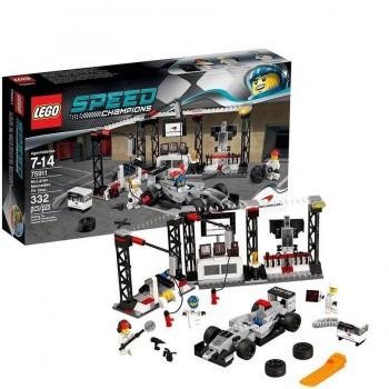 LEGO SPEED REPARACION MCLAREN 75911