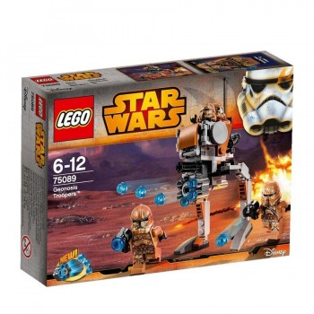 LEGO STAR WARS GEONOSIS TROOPERS 75089