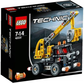 LEGO TECHNIC CAMION C/PLATAFORMA ELEVADORA 42031