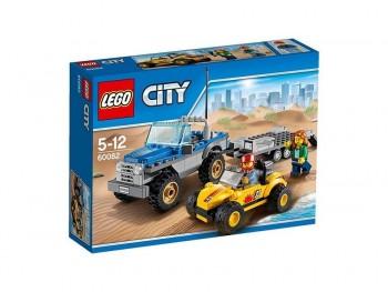 LEGO CITY REMOLQUE DEL BUGGY SW LAS ARENAS 60082