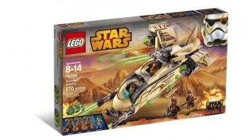 LEGO STAR WARS CAÑONERA WOOKIEE 75084