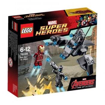 LEGO SUPER HEROES IRON MAN VS ULTRON 76029