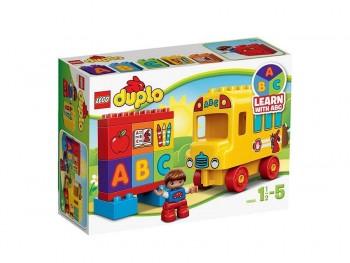 LEGO DUPLO MI PRIMER AUTOBUS 10603