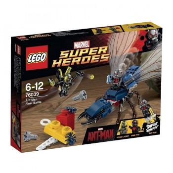 LEGO SUPER HEROES ANT-MAN FINAL BATTLE 76039