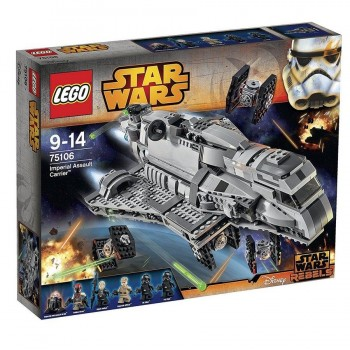 LEGO STAR WARS ASALTO IMPERIAL 75106